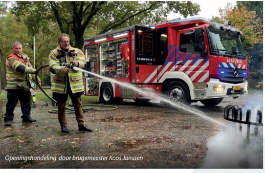 Brandweer Den Dolder