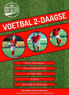 Voetbal 2 daagse DOSC