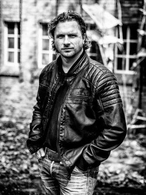 Gitarist Bjorn Velthuizen Band Muck Den Dolder